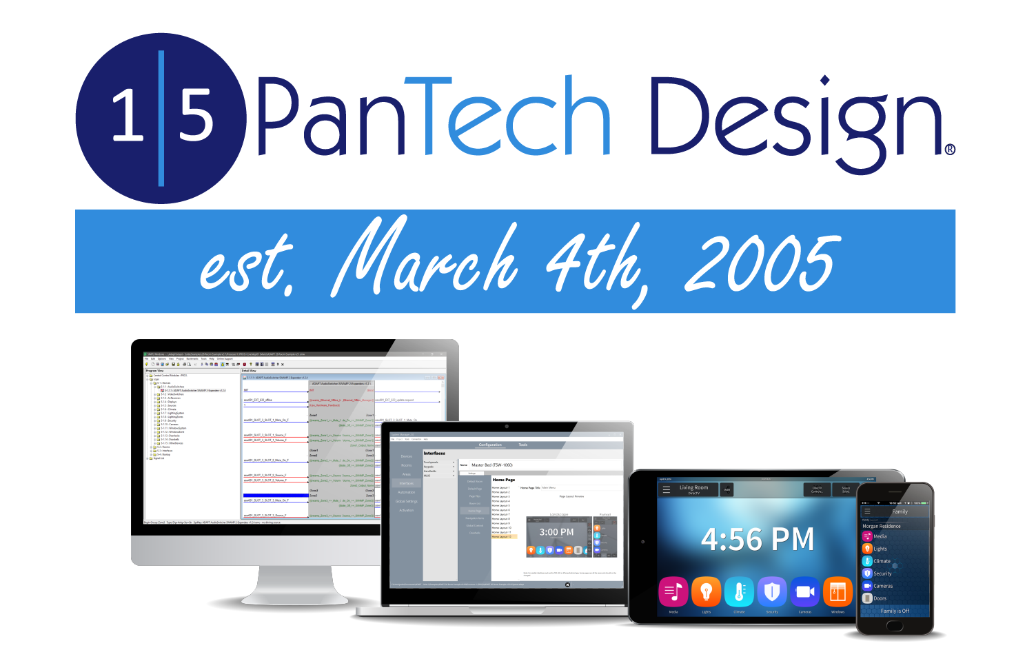 15 Years of PanTech Design